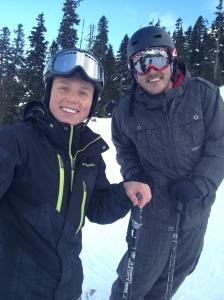 Corbin and Colton Schweitzer Whistler BC