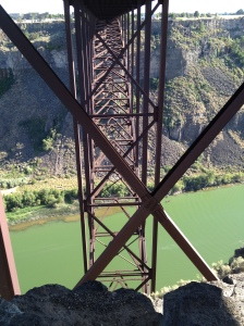 Perrine Bridge, Idaho Falls, Snake River