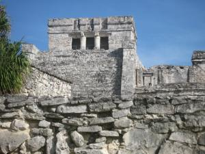 A gorgeous January 30th day, 2010, Tulum, Mexico